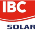 IBC Solar Logo