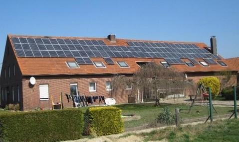Solaranlage Weeze