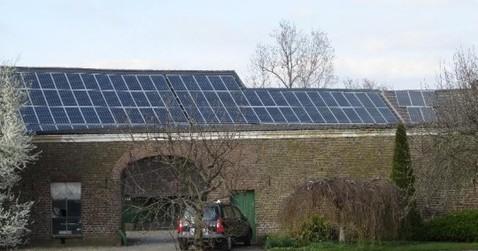 Solaranlage Kerken