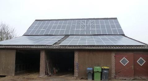 Solaranlage Sonsbeck
