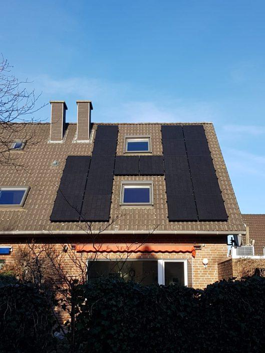 Solaranlage Xanten