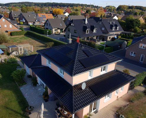 Solaranlage Straelen