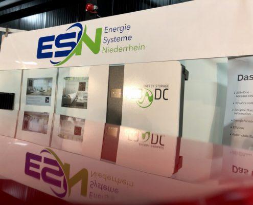 Partner am Stand: E3DC Energiespeichersysteme