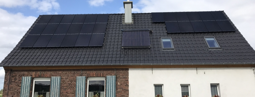 Solaranlage Bedburg Hau