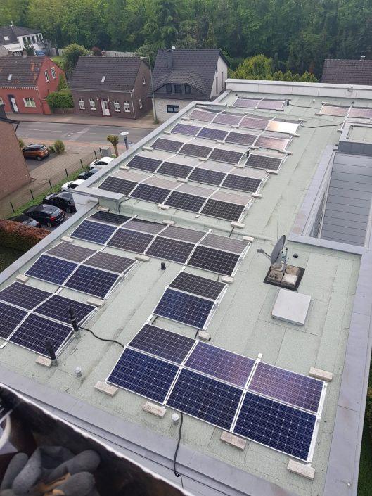 Solaranlage in Duisburg