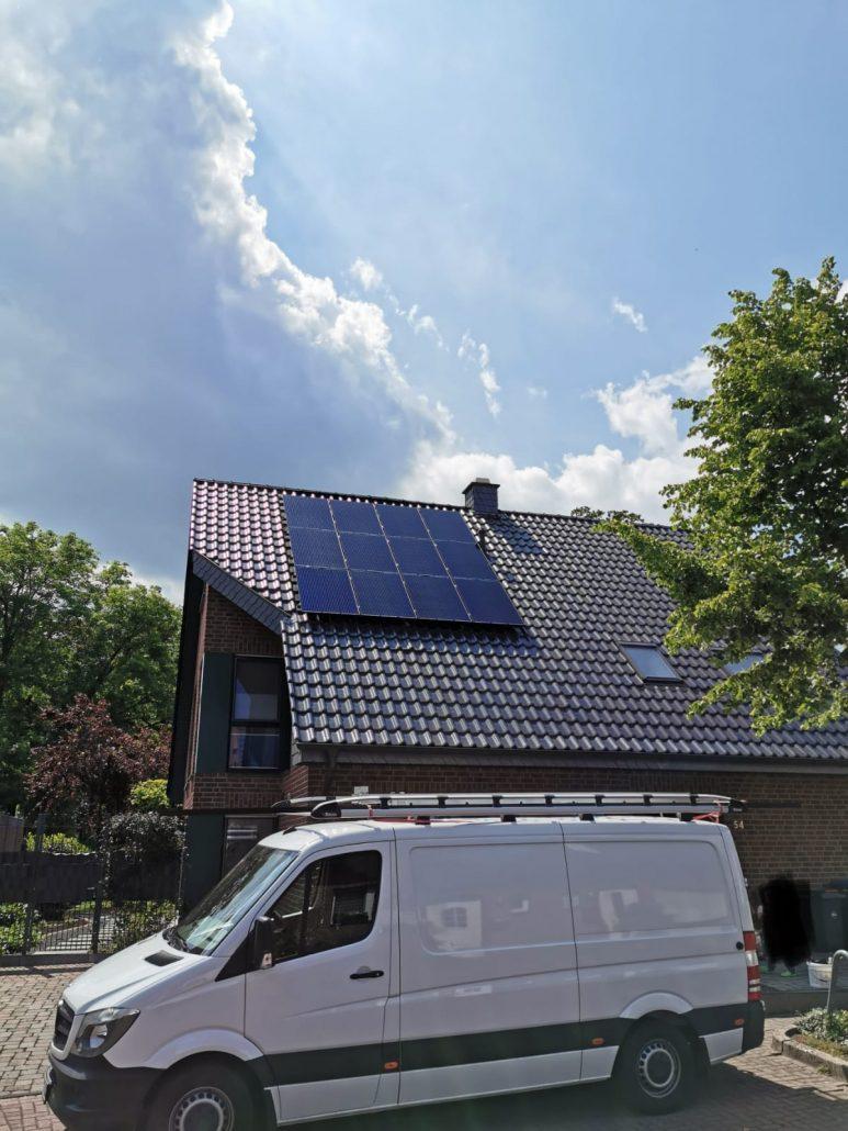 Solaranlage Rheinberg